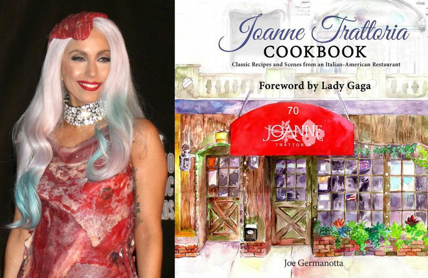 Lady Gaga Writes Foreword in Her Father's Cookbook