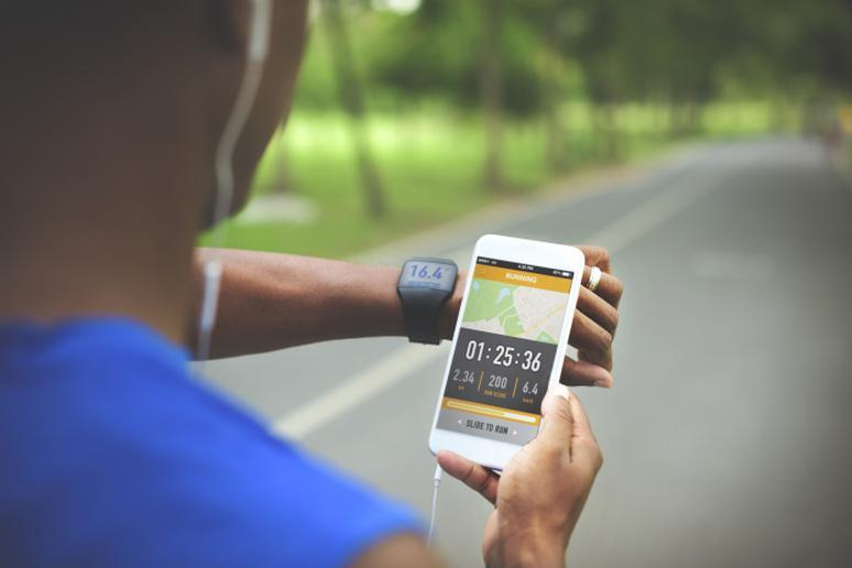 Download a Fitness App
