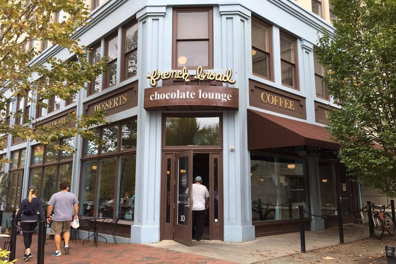 North Carolina: French Broad Chocolate, Asheville