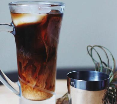 chameleon cold-brew irish coffee