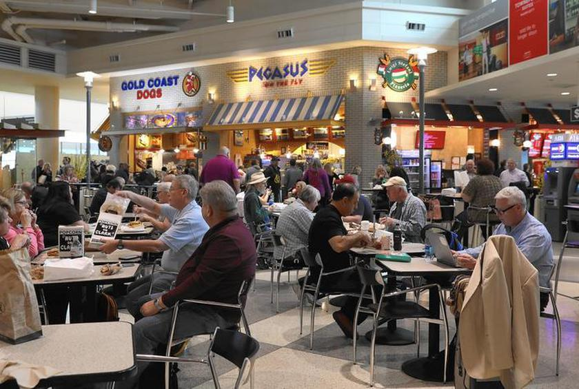 You Can Now Nosh On Sushi Before Your Flight At Chicagos Midway Airport