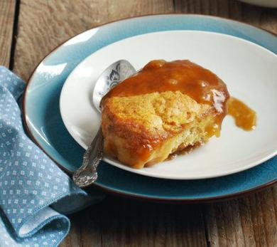 Caramel Apple Dumpling Recipe