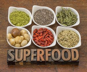 Superfoods for cancer prevention