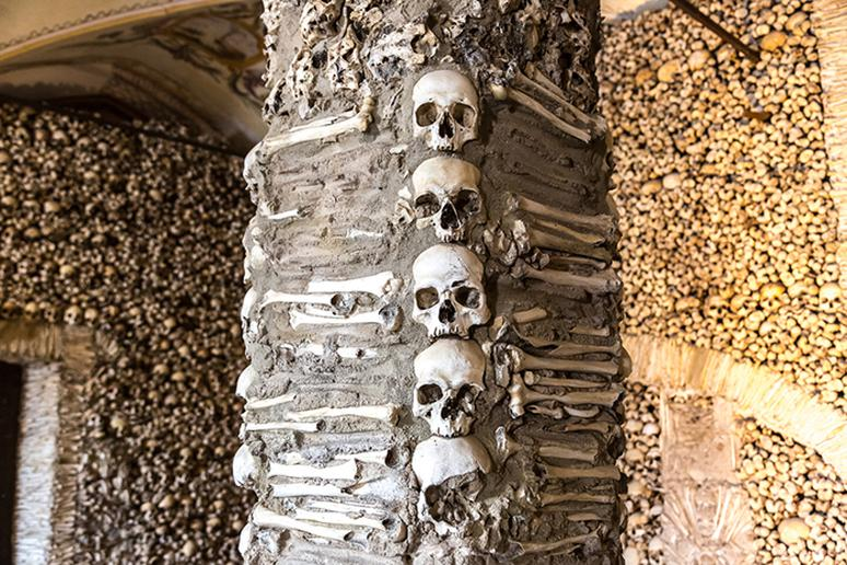 The Chapel of Bones, Portugal