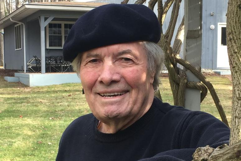 Jacques Pepin, Chef, Television Personality, and Author