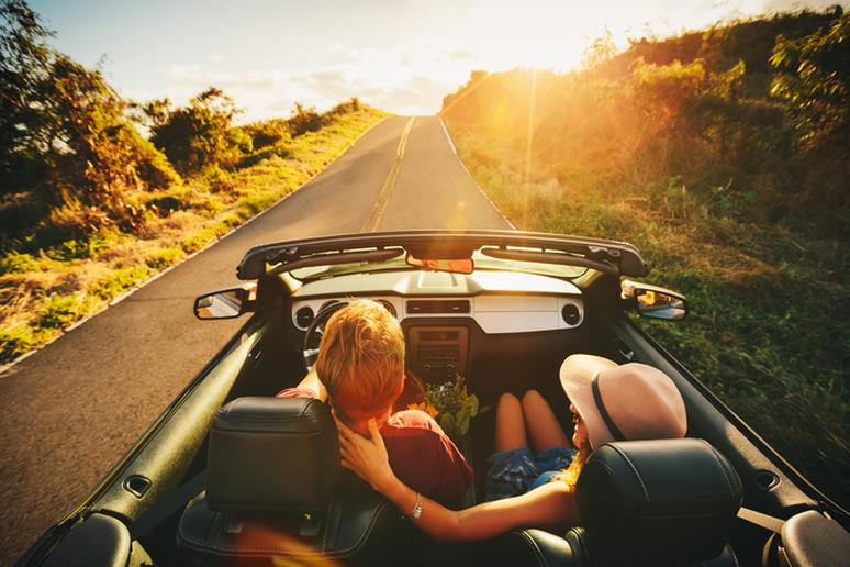 Go on a road trip