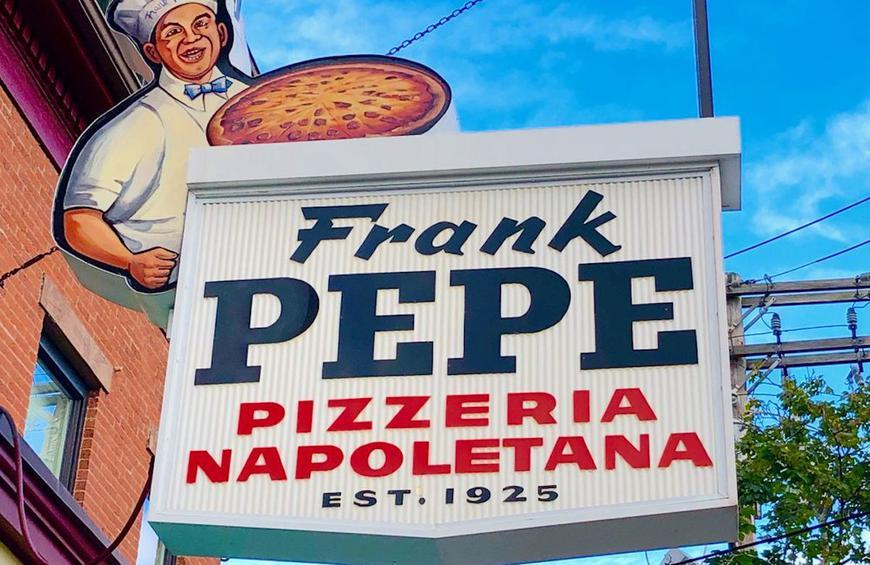 Frank Pepe Pizzeria Napoletana (New Haven, Connecticut)