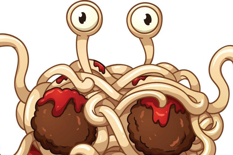 New Zealand Now Legally Recognizes Weddings Performed in the Church of the Flying Spaghetti Monster
