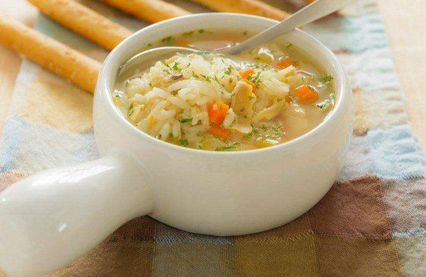 Slow Cooker Lemon Chicken And Rice Soup Recipe By Chefbillyparisi