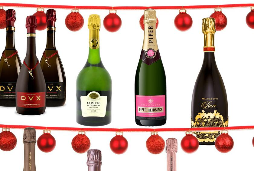 Bubbly for the Holidays