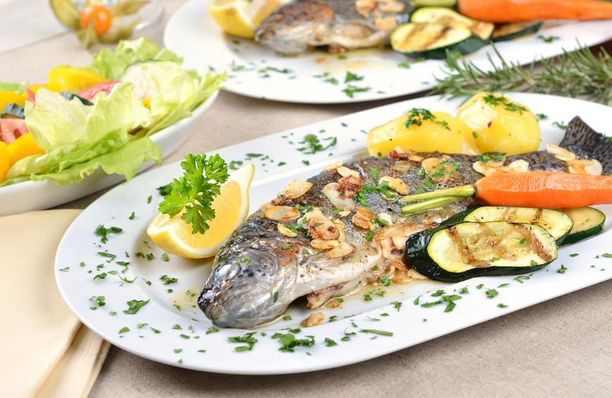 How to add trout to your diet