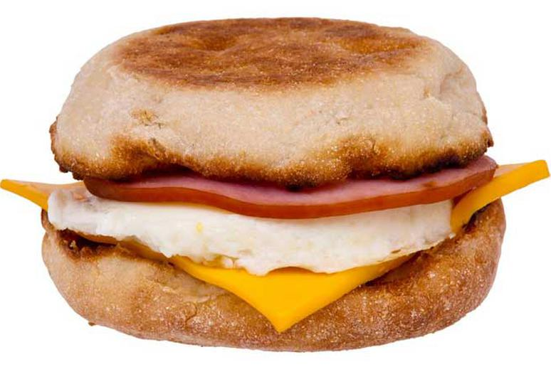 Healthiest Fast Food Breakfast Menu