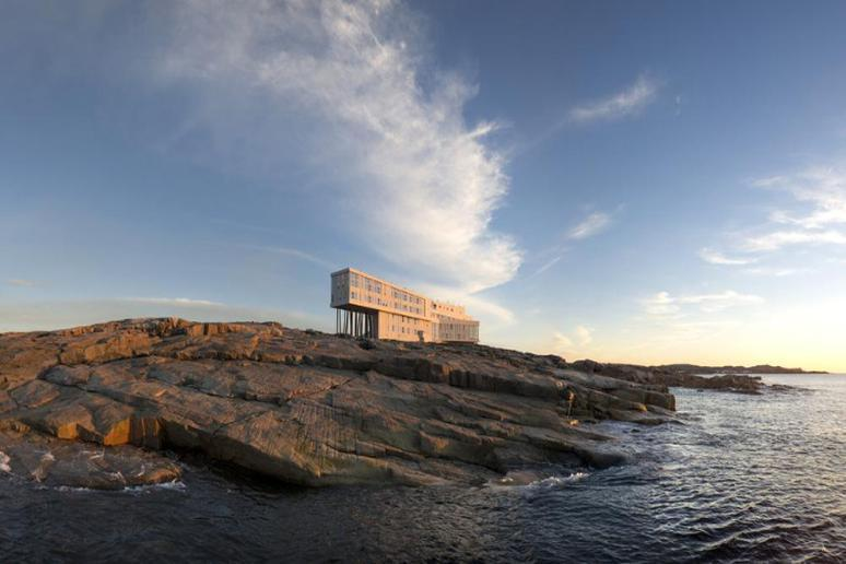 Fogo Island Inn—New Foundland, Canada