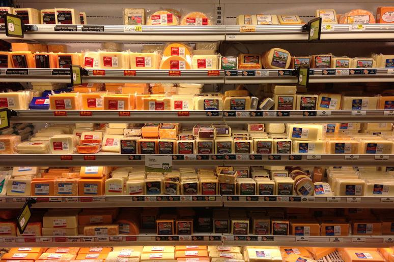 The Company Goes Through More Than 300 Million Pounds of Cheese Annually