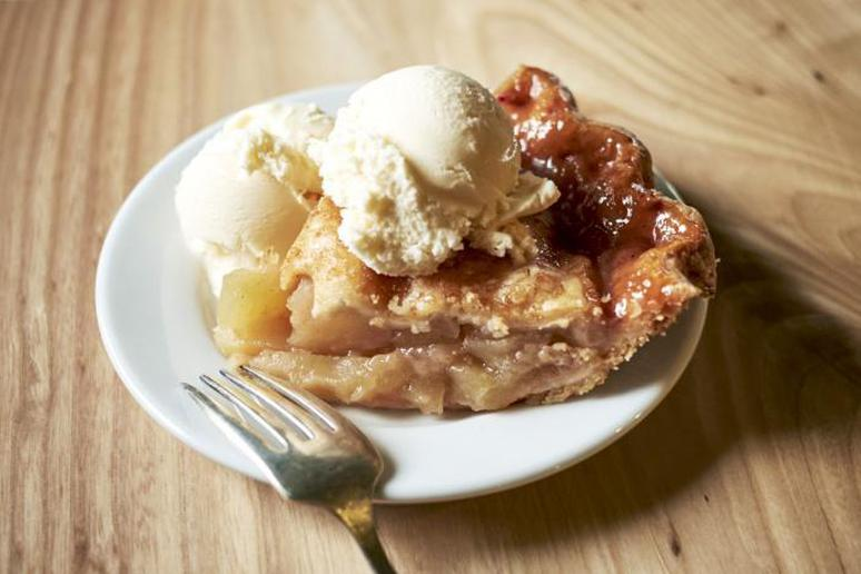 Best Apple Pie: Whidbey Pies, Seattle