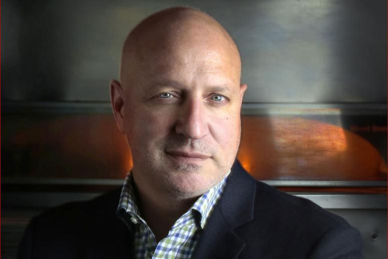 #42 Tom Colicchio, Chef-Restaurateur and Television Personality