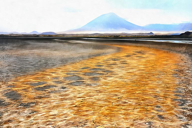 Lake Natron – Petrifying Lake, Tanzania