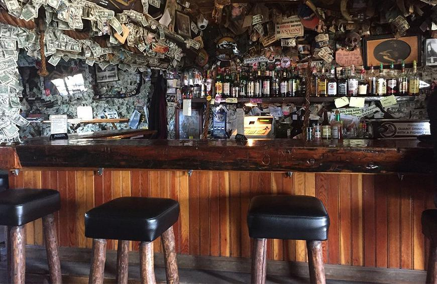 Alaska: The Salty Dawg Saloon (Homer)