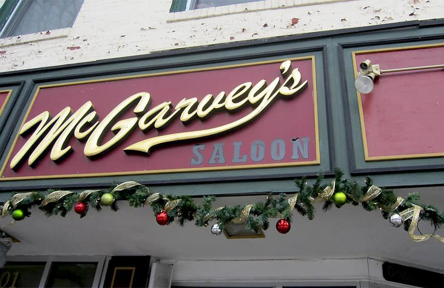 New Hampshire: McGarvey's (Manchester)