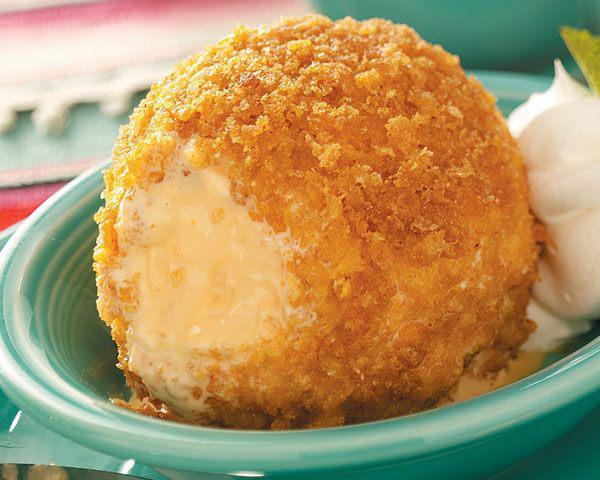 Fried Ice Cream Recipe By Taste Of Home