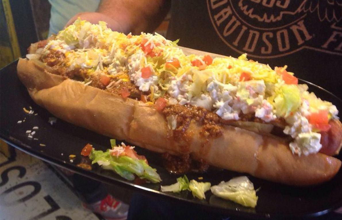 The 20 Most Over The Top Hot Dogs In America The Daily Meal