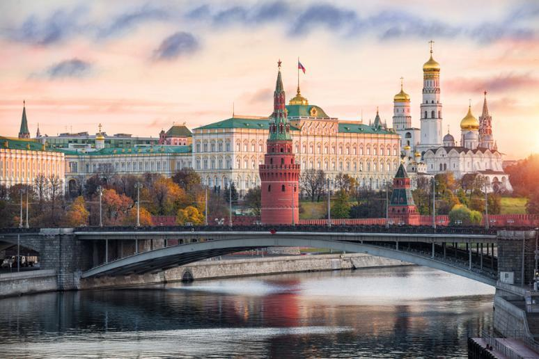 Moscow Kremlin (Moscow, Russia)