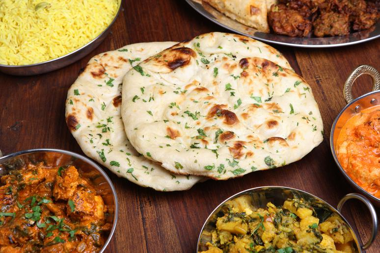Naan (South and Central Asia, Middle East)