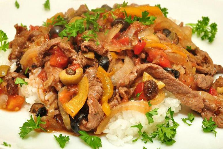 Slow Cooker Cuban Braised Beef