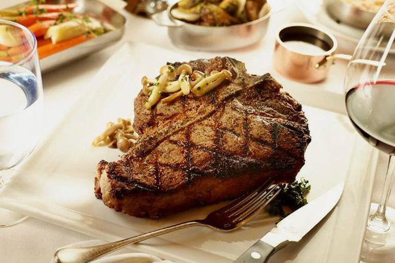 Charlie Palmer Steakhouse Opens Today