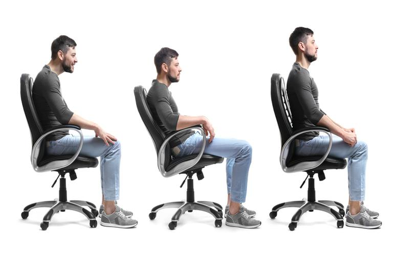 Pay attention to your posture