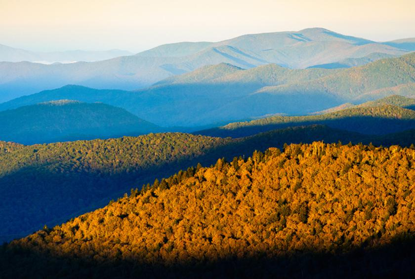 Great Smoky Mountains National Park, Tennessee & North Carolina