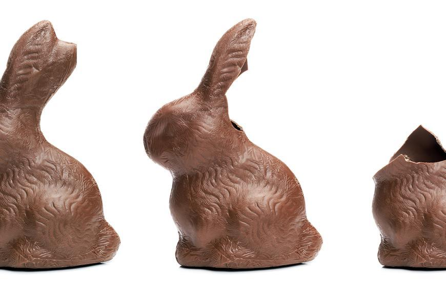 What The Way You Eat Your Chocolate Easter Bunny Says About You