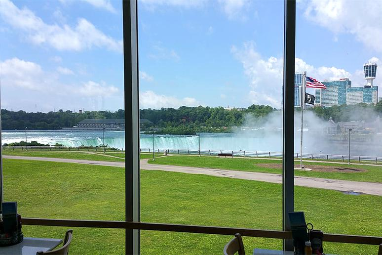 Top of the Falls Restaurant, Niagara Falls, NY