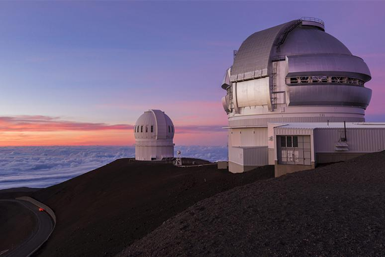 Hawaii – Stargaze at the summit of the Mauna Kea volcano
