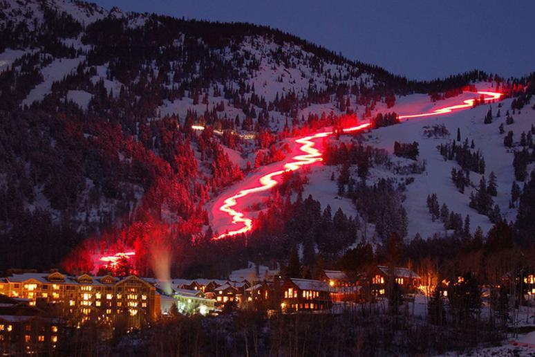 Wyoming: Jackson Hole Mountain Resort (Teton Village)