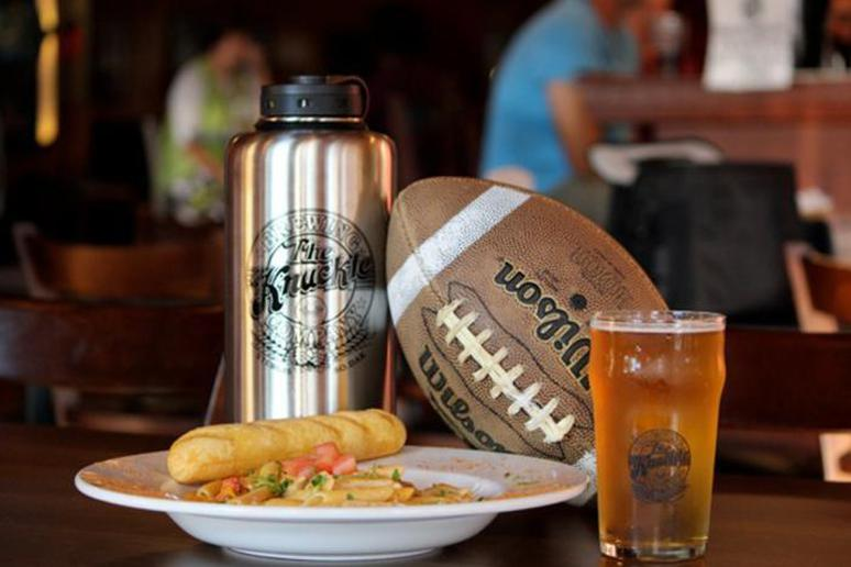 Best Beer: The Knuckle Brewing Company's Knuckle Head Red
