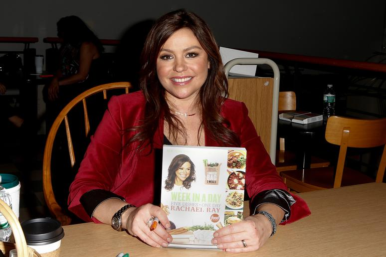 #10 Rachael Ray, Television Personality