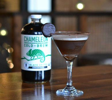 peppermint patty cocktail