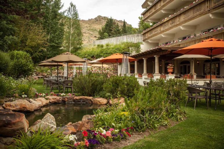Knob Hill Inn—Sun Valley, Idaho