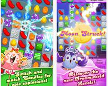 Study: Playing Candy Crush Actually Makes Kids Eat More Candy
