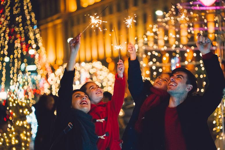 50 American Cities That Are Crazy About the Holidays