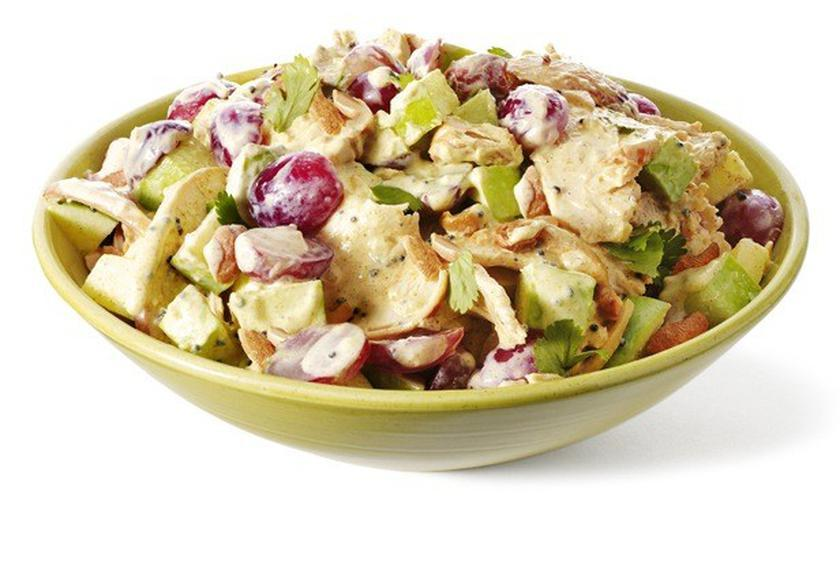 Lady Marmalade Chicken Salad By Aarti Sequeira For Food Network