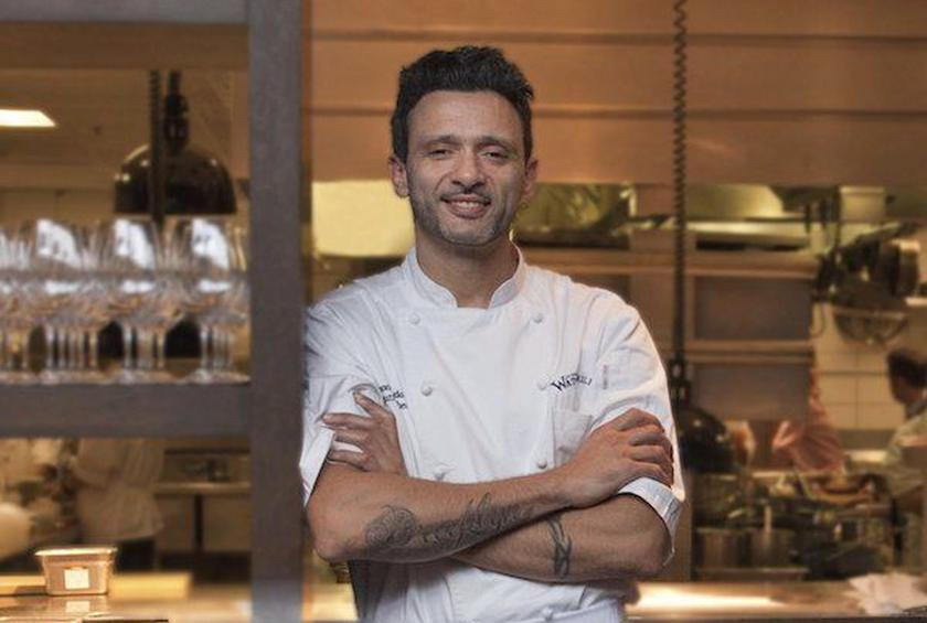 Chef Damon Gordon