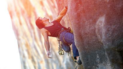 Easy Rock Climbs for Beginners