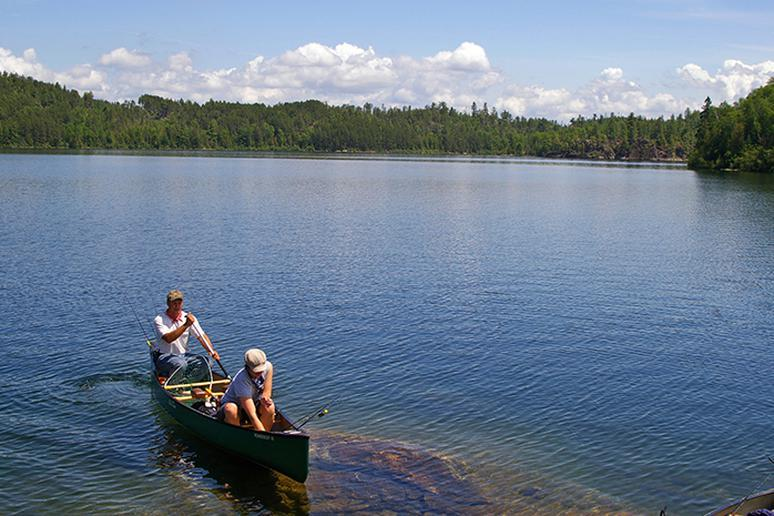 Minnesota - Boundary Waters Canoe Area Wilderness