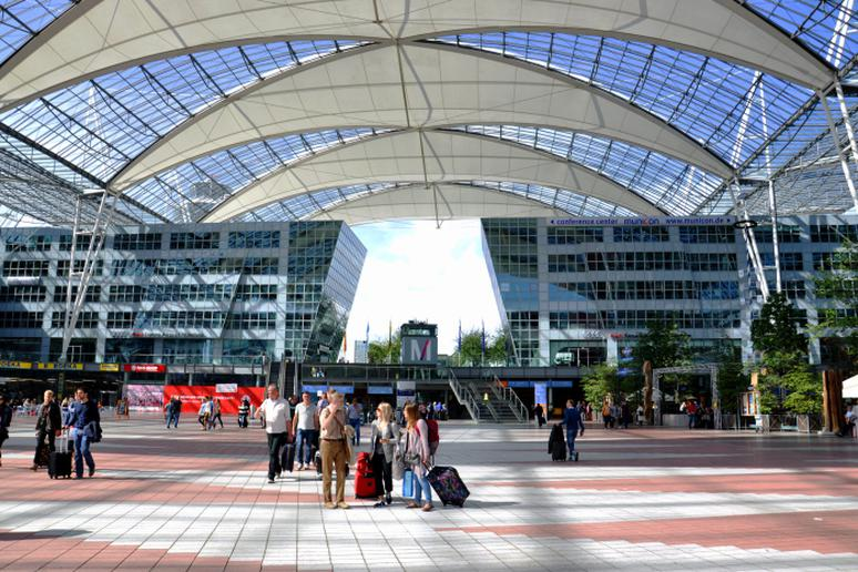 10. Munich Airport, Germany