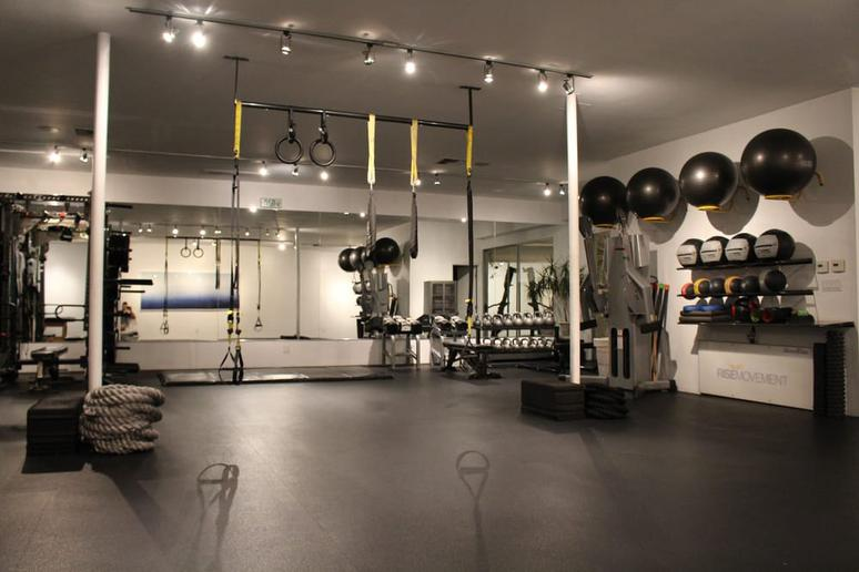 Book a session with a personal trainer