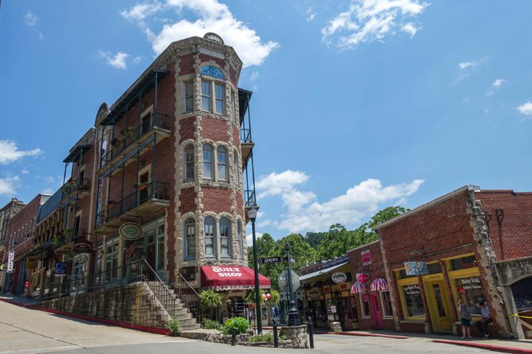 Arkansas – Eureka Springs