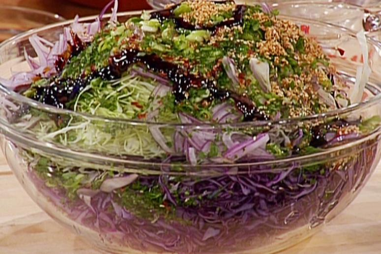 Asian slaw by emeril lagasse at foodnetwork asian slaw forumfinder Choice Image