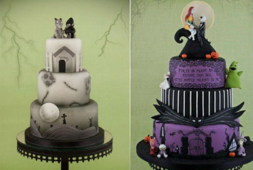 Wedding Cake of the Day (Slideshow)